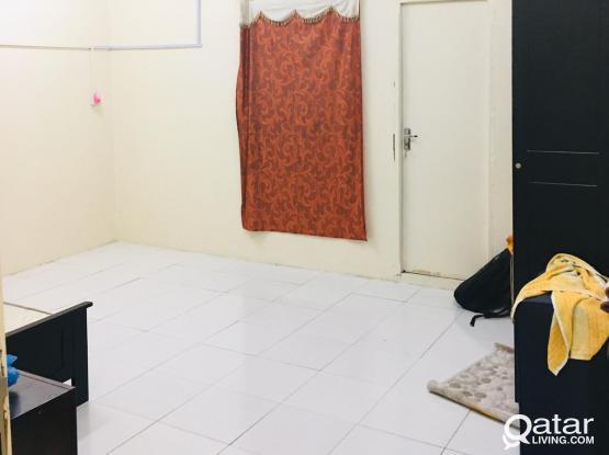 2 bhk 1 bathroom family  duhail