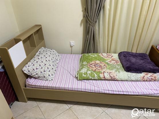 Bed + Medical Mattress