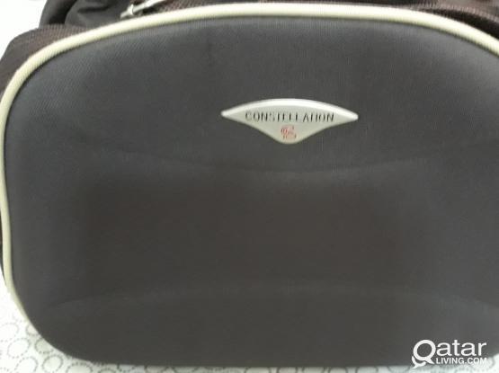 Travel bag/vanity case