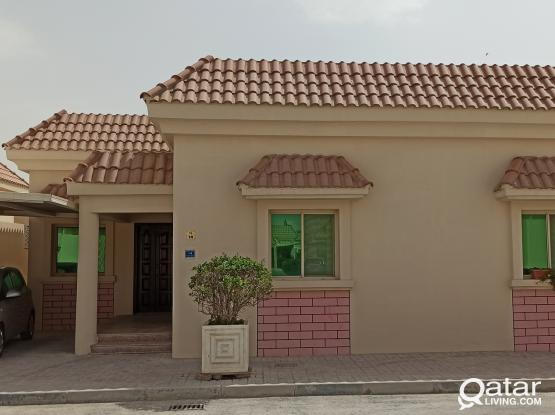 SPACIOUS FULLY FURNISHED 4 BED VILLAS IN LUQTA (No Commission)