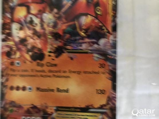 Set of Pokémon Cards