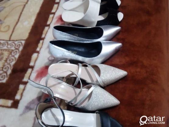 Unused shoes for sale