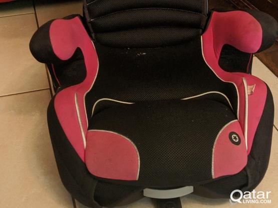 Kiddy Car seat Cruiserfix pro