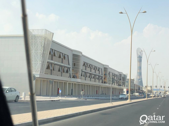 Offices for Rent in Aziziya Commercial Street