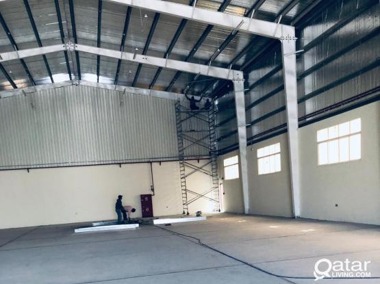 Warehouse for rent in Industrial Area (900)