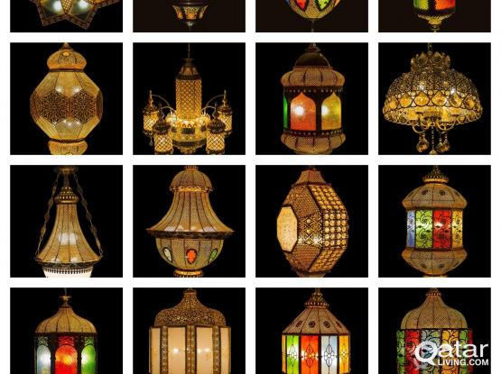RAMADAN SPECIAL LIGHTS AVAILABLE