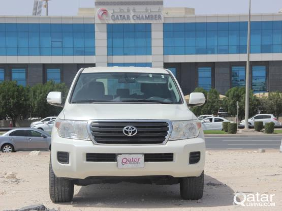 Toyota Land Cruiser G 2015