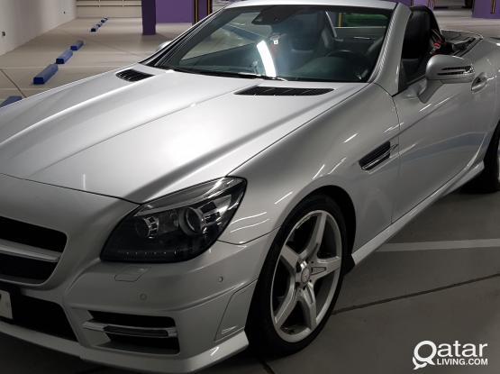 Mercedes SLK 200 2015