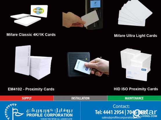 RFID - SMART CARDS