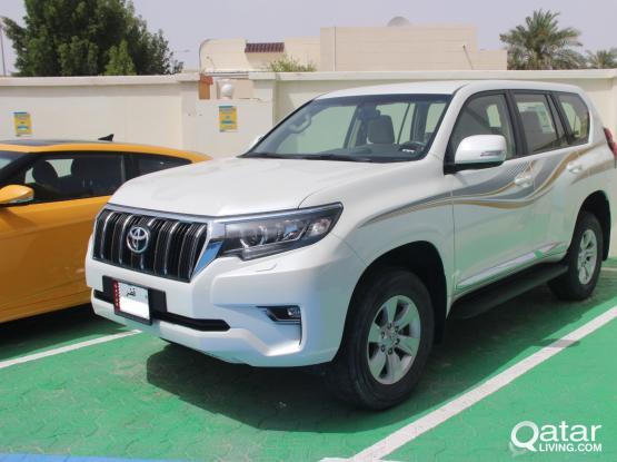 Toyota Prado Daily 285 Qr - Monthly 5850 QR