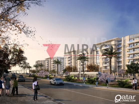 FOR SALE! Studio in Lusail *Great Payment Plan* (AP2521)