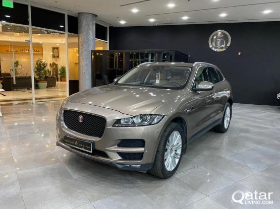 Jaguar F-Pace Prestige 2017
