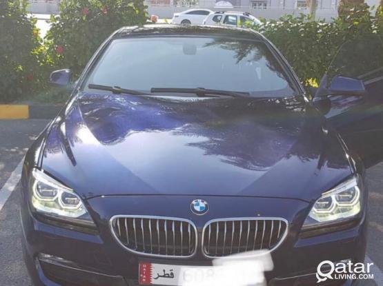 BMW 6-Series 640 i 2012