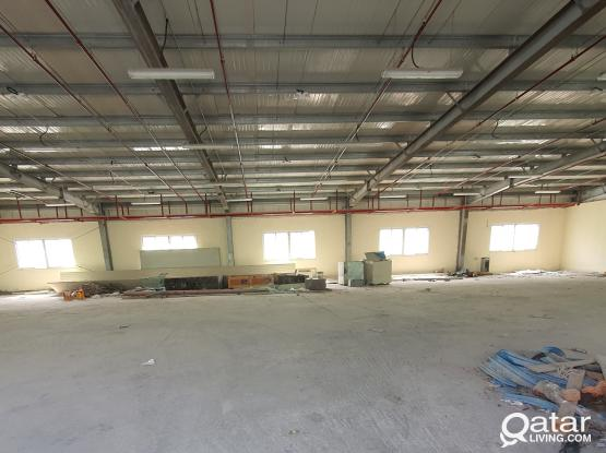 4000 SQM Plastic factory for rent