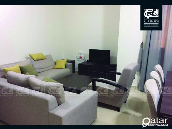 Fully Furnished 2-Bedroom Apartment in Old Airport
