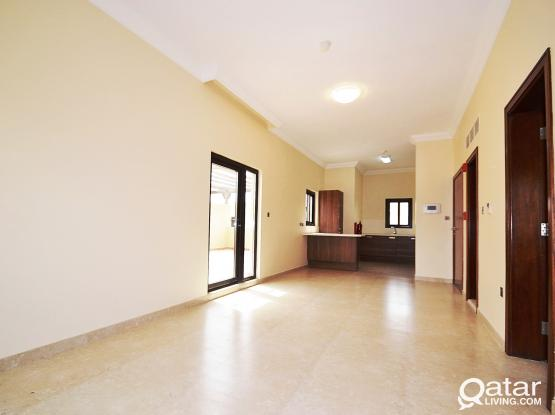 1 Bedroom Compound Apartment with Private Terrace