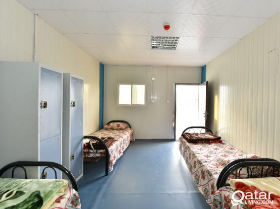 LABOUR CAMP AVAILABLE IN UMM AL AFAI OFFERING .NO COMMISSION