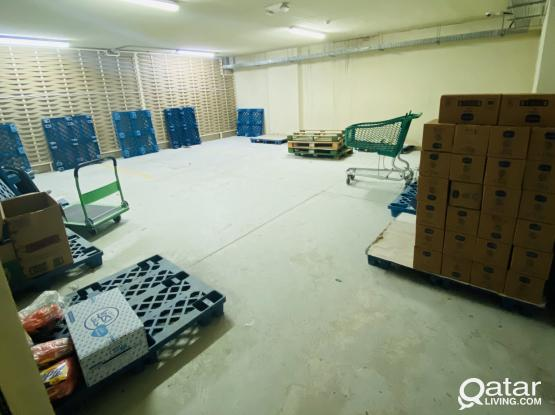 STORE WITH OFFICE AVAILABLE IN NAJMA