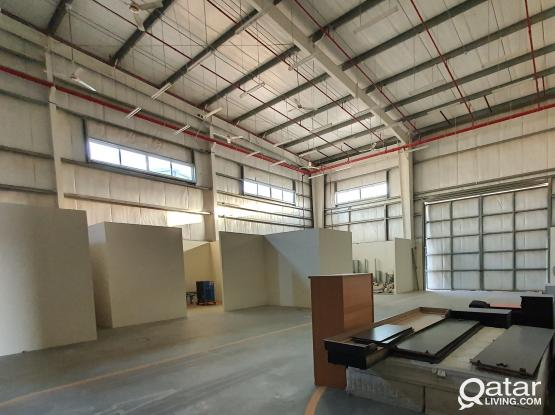 3000SQM wood factory for sale