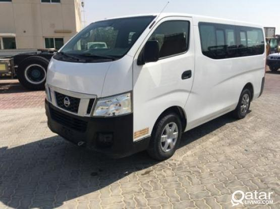 nissan urvan for rent 2015:74747598
