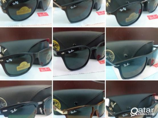 RAY- BAN SUN GLASSES FOR MEN AND WOMEN