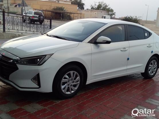 55942121 Hyundai Elantra 2020 model from al khor to anywhere pick & drop up service