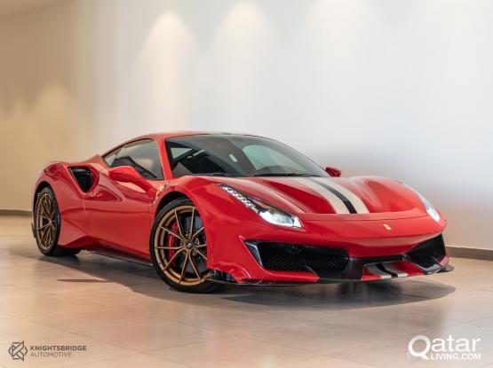 Ferrari 488 Pista 2020