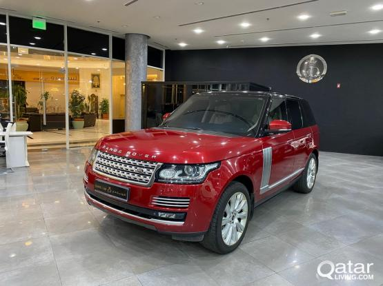 Land Rover Range Rover Vogue SE Supercharged 2013