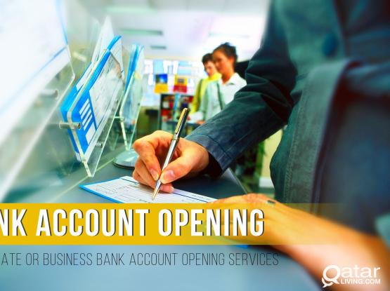 COMPANY & BUSINESS ACCOUNT OPENING SERVICES