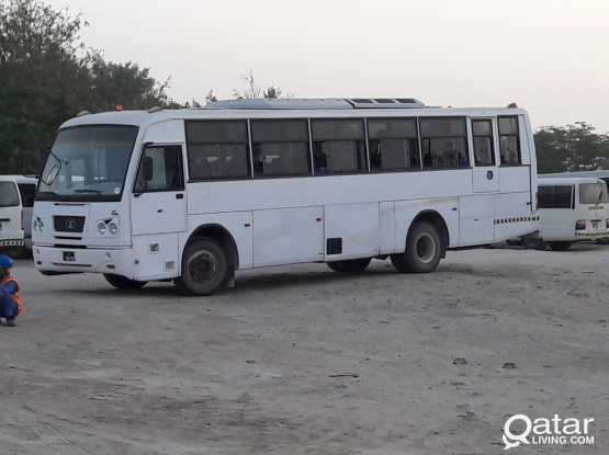 TATA Bus 2014