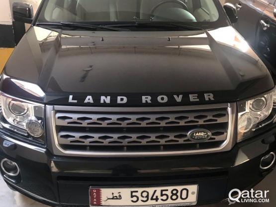 Land Rover LR2 2014