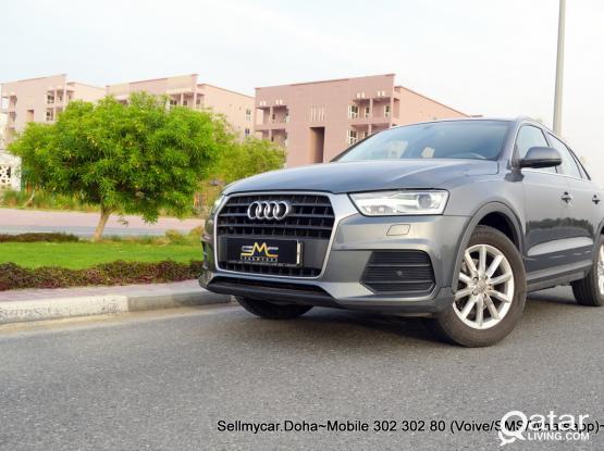 Audi Q3 3.0 TFSI 2017