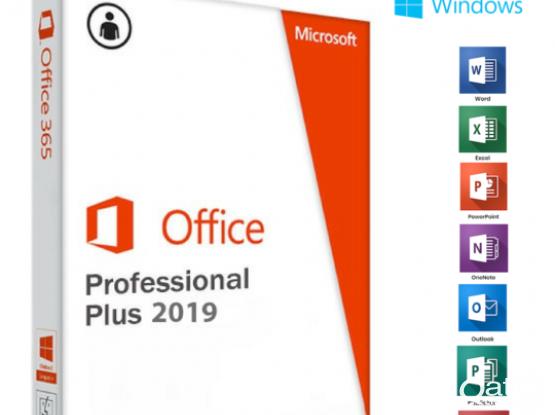 Microsoft office 2019 pro plus genuine key