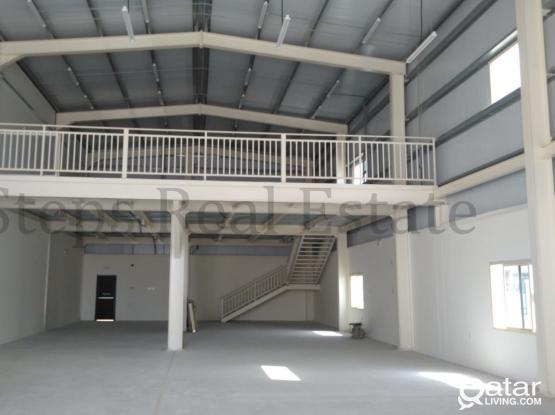 2000 SQM Brand New Store in Barkat Al Awamer