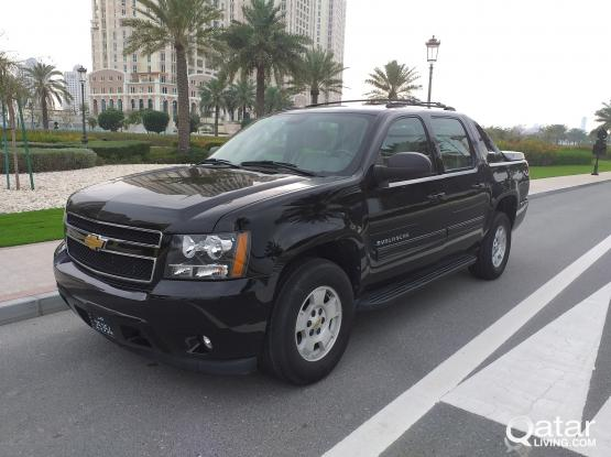 New And Used Chevrolet Avalanche For Sale Qatar Living Cars