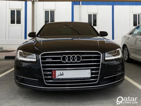 Audi A8 L 2016