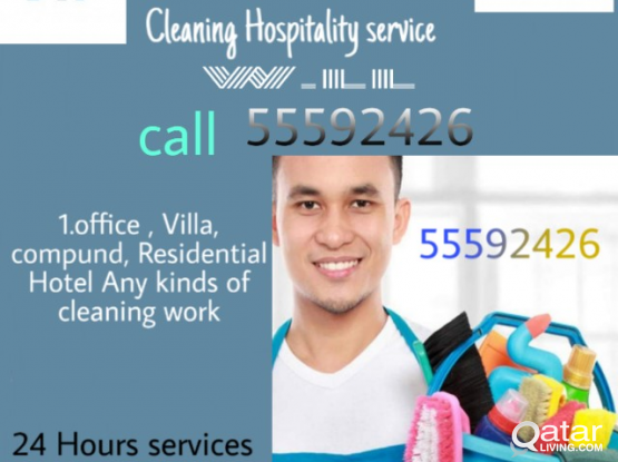 Natural touch cleaning Service call 55592426