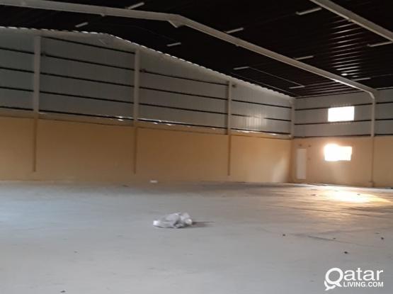 Warehouse 500 sq.m I berkat alawameer ( 1000 sq.m land area)