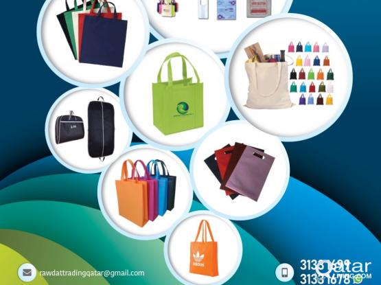 Non woven bags--Qatar