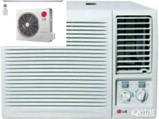 GOOD AC FOR SALES AVAILABLE ALSO SERVICE REPAIR. Please call 55930406