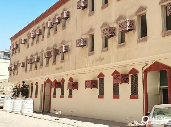 !! UNFURNISHED 2 BED ROOM FLATS IN MSHEIREB AVAILABLE!!