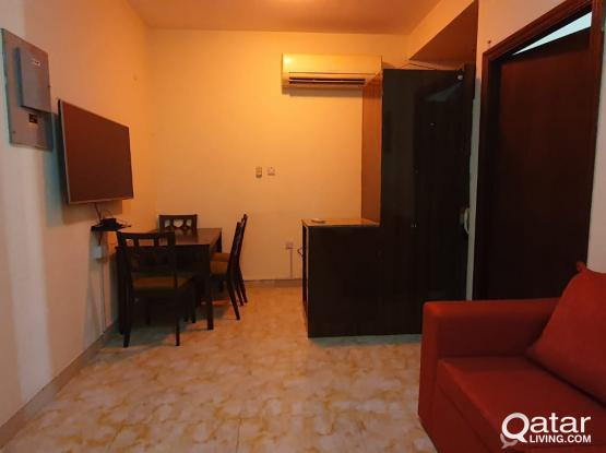 !! ALL BILLS INCLUDED FULLY FURNISHED 1 BED ROOM FLATS AVAILABLE IN MUNTHAZA!!
