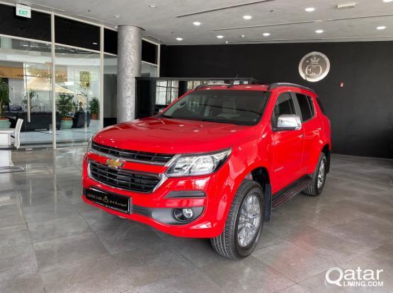 Chevrolet TrailBlazer LTZ 2020