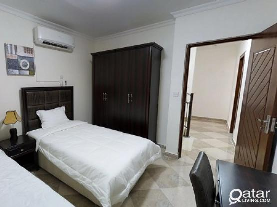 Amazing Fully Furnished Villa / 4 bedrooms