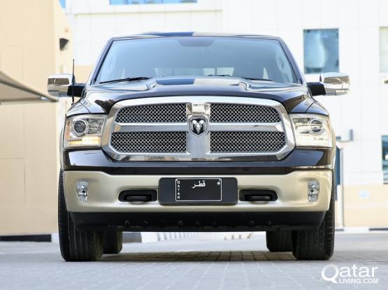 Dodge Ram Long Horn 2017