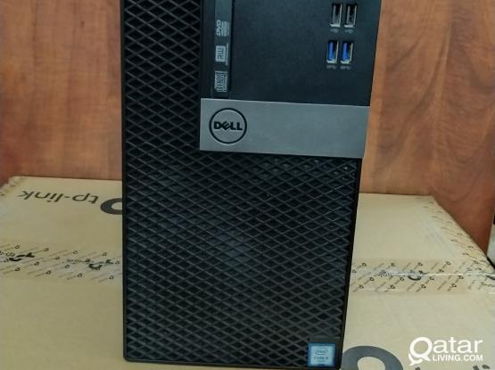 DELL desktop optiplex 3040,core i5 vpro 6 generat 8gb ram,full fresh