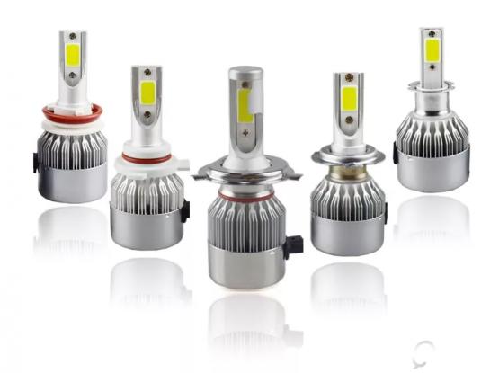 LED Headlight Bulbs 6000K Super Bright White Beam