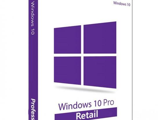 windows 10 Pro genuine key activation/Install