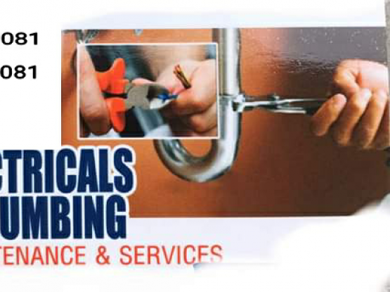 ELECTRICAL AND PLUMBING MAINTENANCE SERVICE