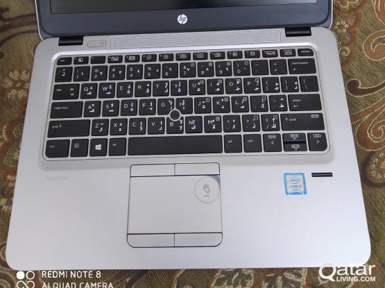 HP leptop,Hp elitebook 820 g3Process:i5 ulta stylist slim leptop,don,t have any screchedll fre